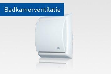 Badkamer Ventilatie - Badkamerbouw ®